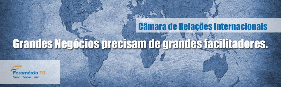 Câmara de Relações Internacionais