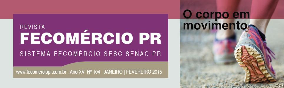 Revista Fecomércio 104