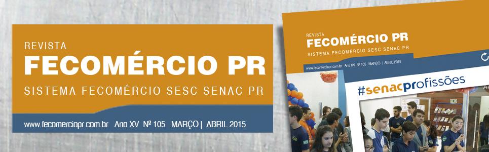 Revista Fecomércio 105