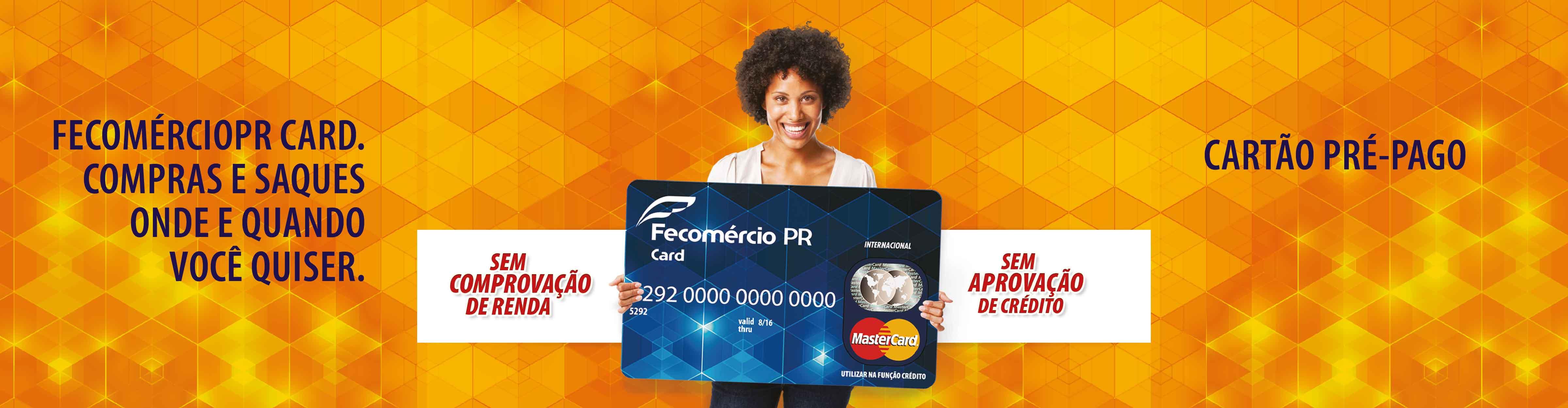 Fecomercio Card PR